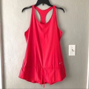 Nike Dry Fit Racerback Lightweight Dress Women M